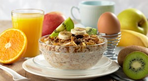 Diabetes: Healthy living starts with breakfast