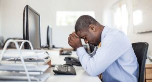 5 Tips On Dealing With Stress At Work