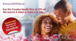 Enjoy 10% off our Couples Health Plan + a Zanzibar Trip for Two